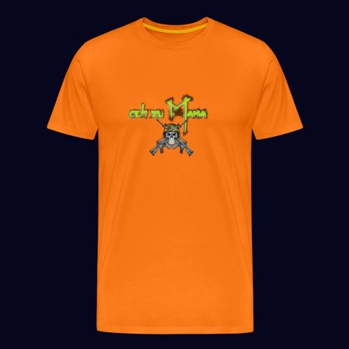 geh zu Mama - Männer Premium T-Shirt