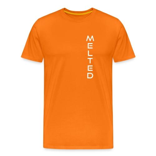 MELTED - Vertical 2.0 - Camiseta premium hombre