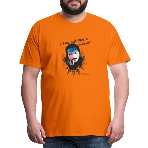 I Feel Just Like a... - T-shirt Premium Homme