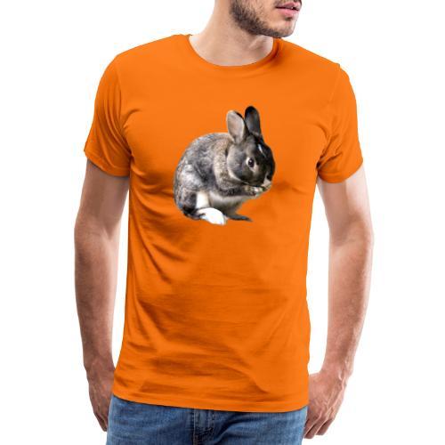 coniglio - Maglietta Premium da uomo