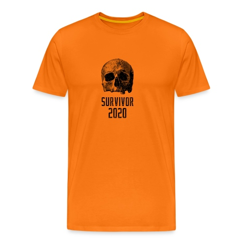 survivor 2020 - T-shirt Premium Homme