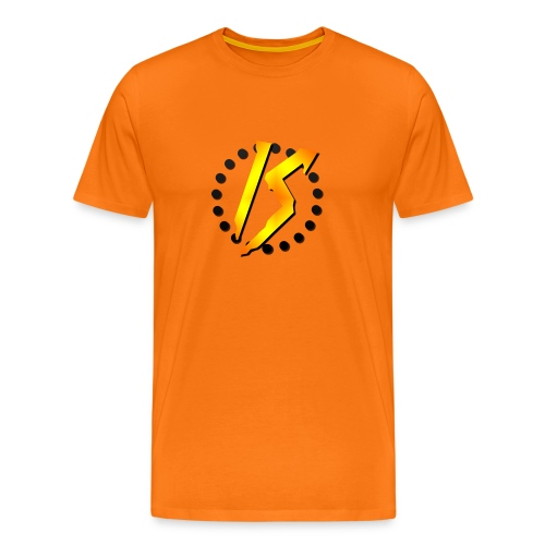 BIGcustomISlogo png - Men's Premium T-Shirt