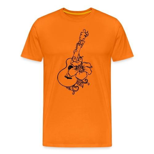 Ukulélé - T-shirt Premium Homme
