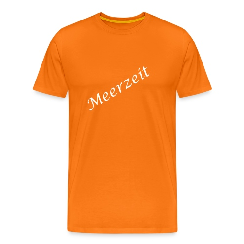 Meerzeit - Männer Premium T-Shirt