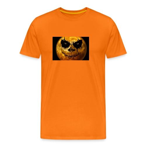 Halloween Mond Shadow Gamer Limited Edition - Männer Premium T-Shirt