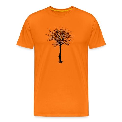 BareTree png - Camiseta premium hombre