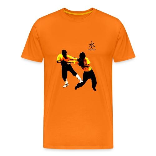 everlasting berlin siu lam wing chun pai - Männer Premium T-Shirt