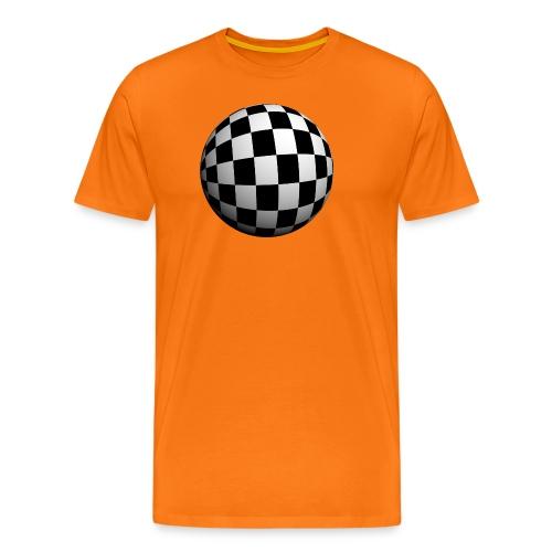 bola 3d - Men's Premium T-Shirt