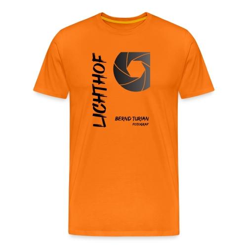 Lichthof Rosenthal - Bernd Turian - Fotograf - Männer Premium T-Shirt