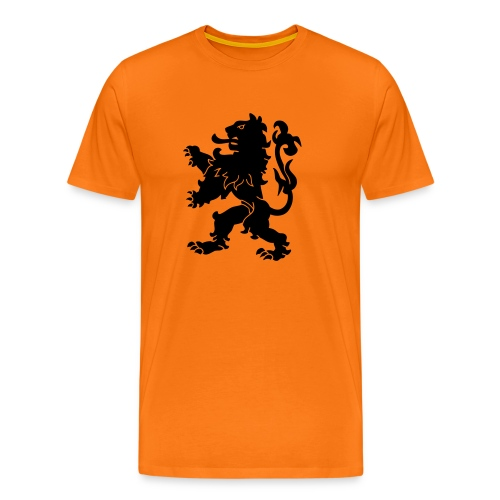 dutchlion - Mannen Premium T-shirt