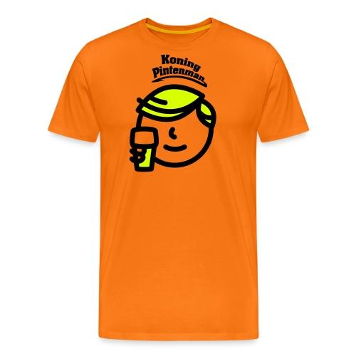 Shirt met titel - Mannen Premium T-shirt