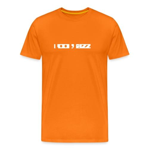 LoopJazz logo - Men's Premium T-Shirt