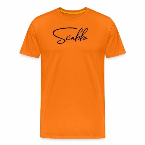 scabbo - Männer Premium T-Shirt