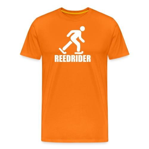 reedrider - Mannen Premium T-shirt