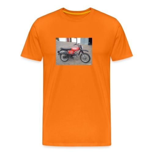 simson enduro wielkopolskie pyzdry 320069452 - Koszulka męska Premium
