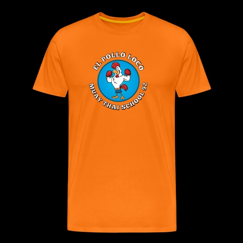 MTS92 EL POLLO LOCO FINAL 2 - T-shirt Premium Homme