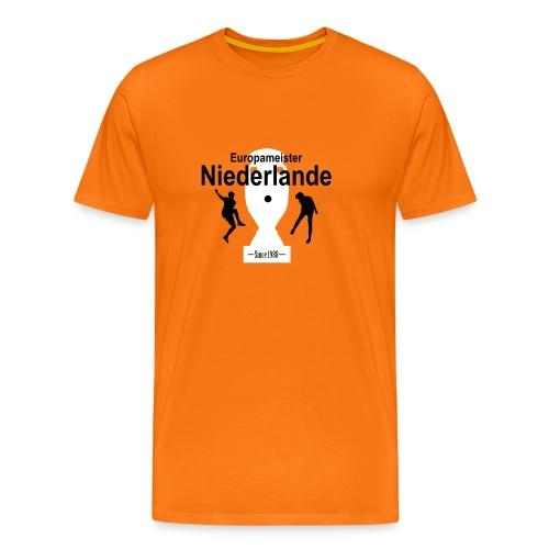 25 jaar kampioen - Mannen Premium T-shirt