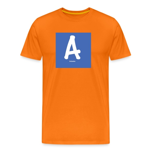 logo pet - Mannen Premium T-shirt