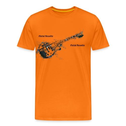 Métal révolte - T-shirt Premium Homme