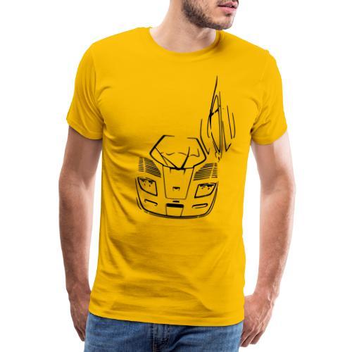GTR Longtail Door - Men's Premium T-Shirt