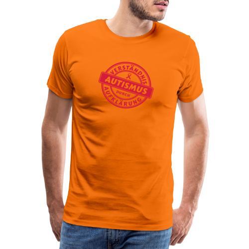 Verständnis durch Aufklärung - Männer Premium T-Shirt