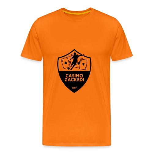 schwarzweiss - Männer Premium T-Shirt