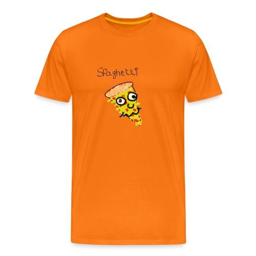 spaghetti - Mannen Premium T-shirt