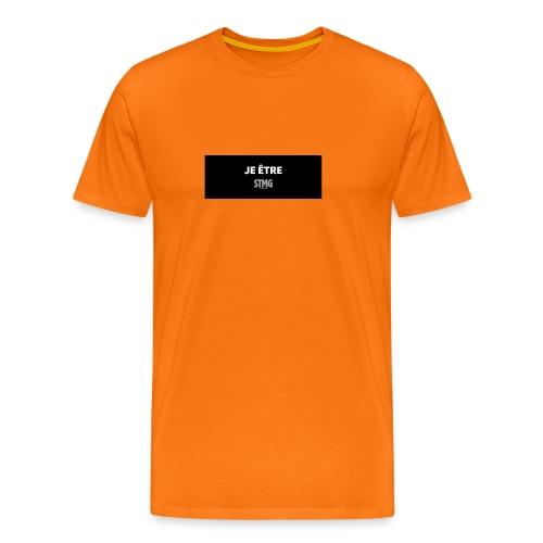 Je Être STMG - T-shirt Premium Homme