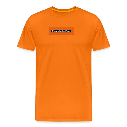 Rosenthaler Platz - Men's Premium T-Shirt