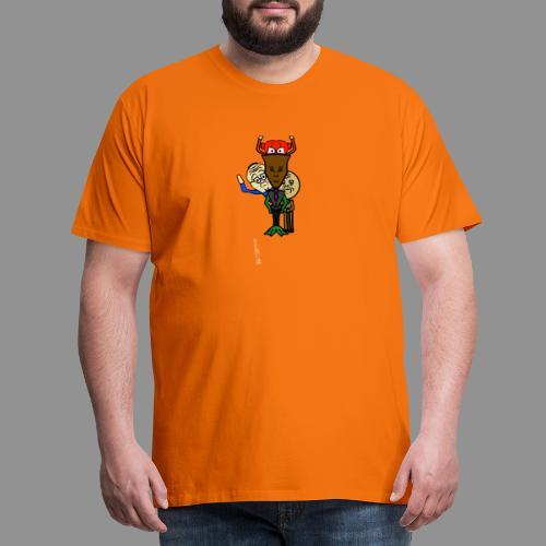 the Drover's - Mannen Premium T-shirt