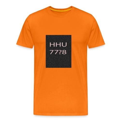 love is a key - Men's Premium T-Shirt