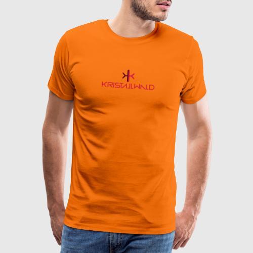 Kristallwald - Maglietta Premium da uomo