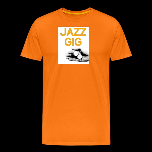 Jazz Gig - Men's Premium T-Shirt