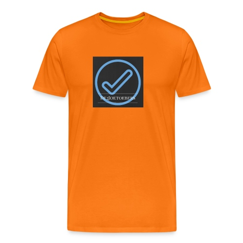 The2Joetoebers - Mannen Premium T-shirt