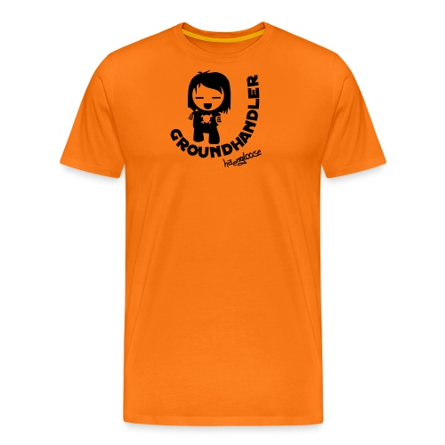 groundhandler b1 - Männer Premium T-Shirt