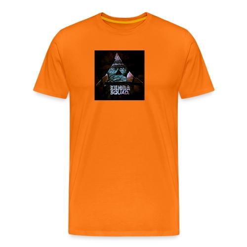 LOGO DE LA EXIODA SQUAD - T-shirt Premium Homme