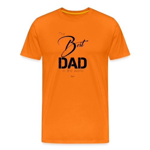 Best Dad - Camiseta premium hombre