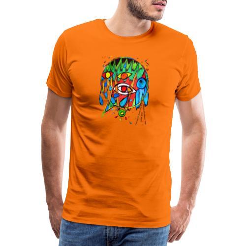 Vertrauen - Männer Premium T-Shirt