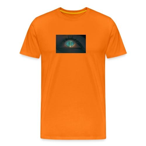 Tus ojos mis ojos - Camiseta premium hombre