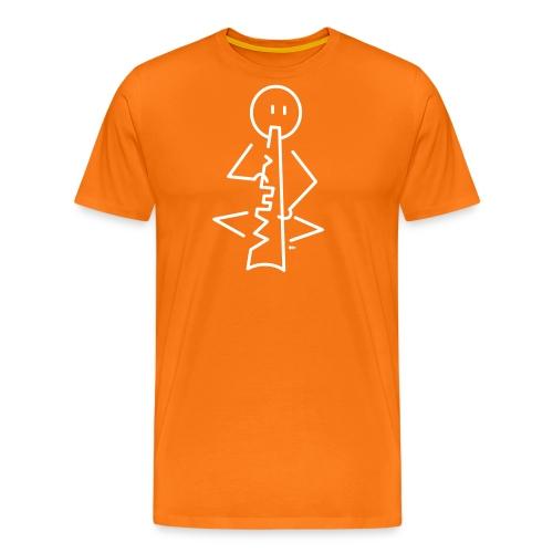 Didgeridoo - Men's Premium T-Shirt