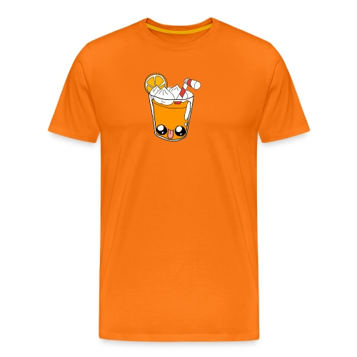 Jus d' orange - T-shirt Premium Homme
