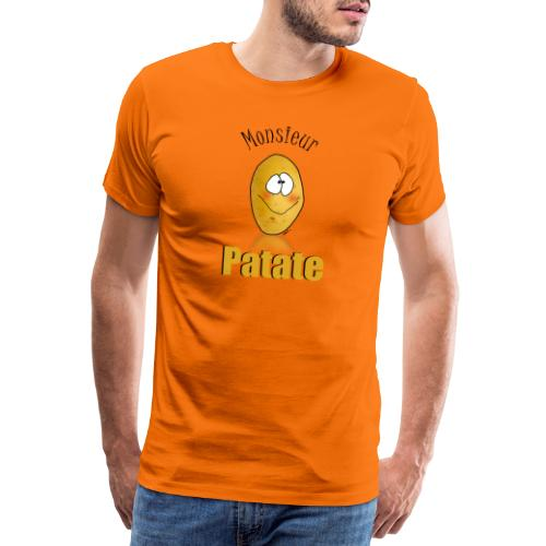 Mr Patate - T-shirt Premium Homme