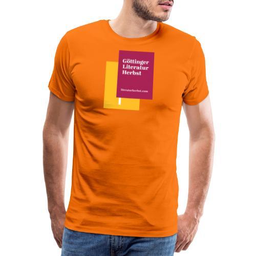 Herbstbuch - Männer Premium T-Shirt