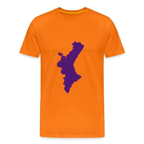València - Camiseta premium hombre