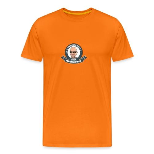 Steffen van der Pan - Mannen Premium T-shirt