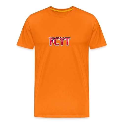 FungiCraftYT - Men's Premium T-Shirt
