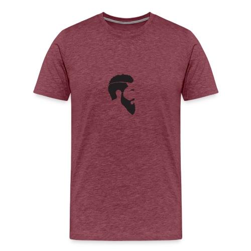 HEAD WHITE T-SHIRT - Premium-T-shirt herr