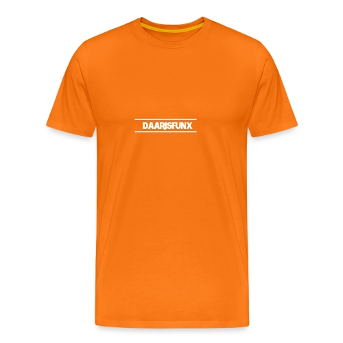 DaarIsFunx T-Shirt - Mannen Premium T-shirt