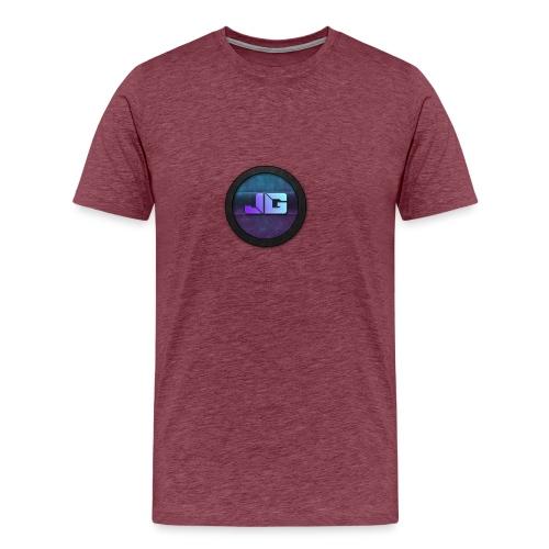 Trui met logo - Mannen Premium T-shirt
