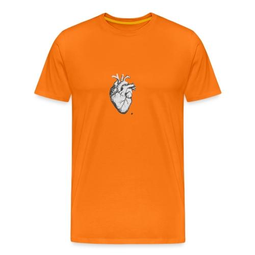 coeurhumain - T-shirt Premium Homme